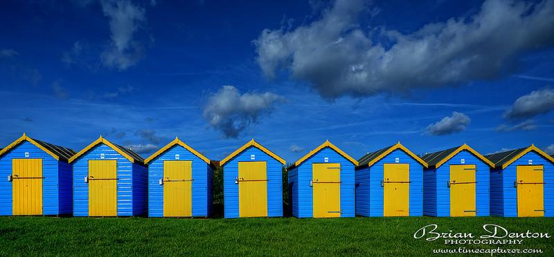 8 Yellow Doors - Coast & Shoreline
