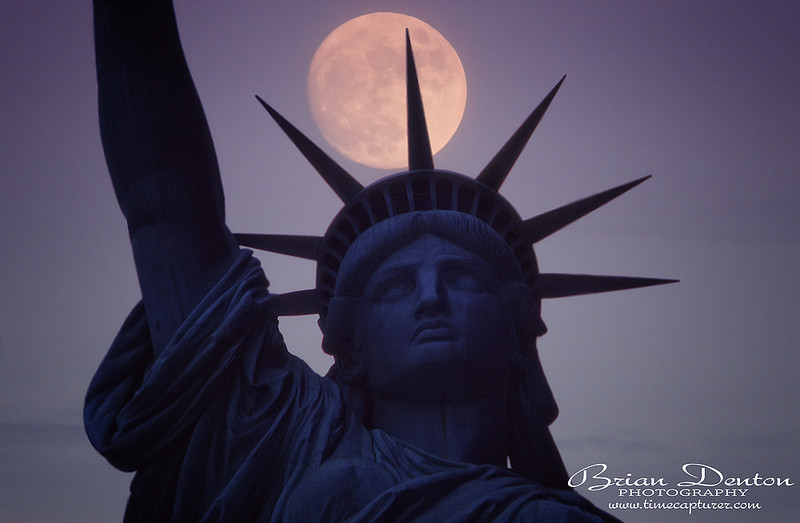 Libertys Moon - USA (Inc. The Grand Canyon)