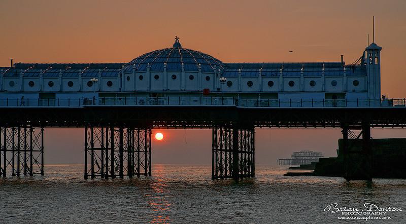 Beneath The Pier - Sussex & Brighton