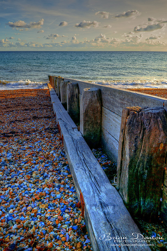 Groyne - Adur Valley & Shoreham-by-sea