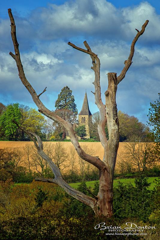 All Saints Church - Castles & Churches