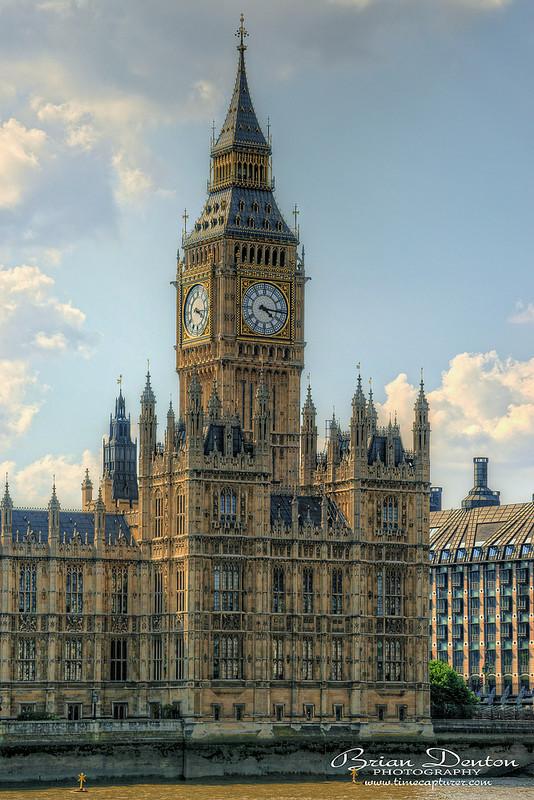 The Elizabeth Tower - London