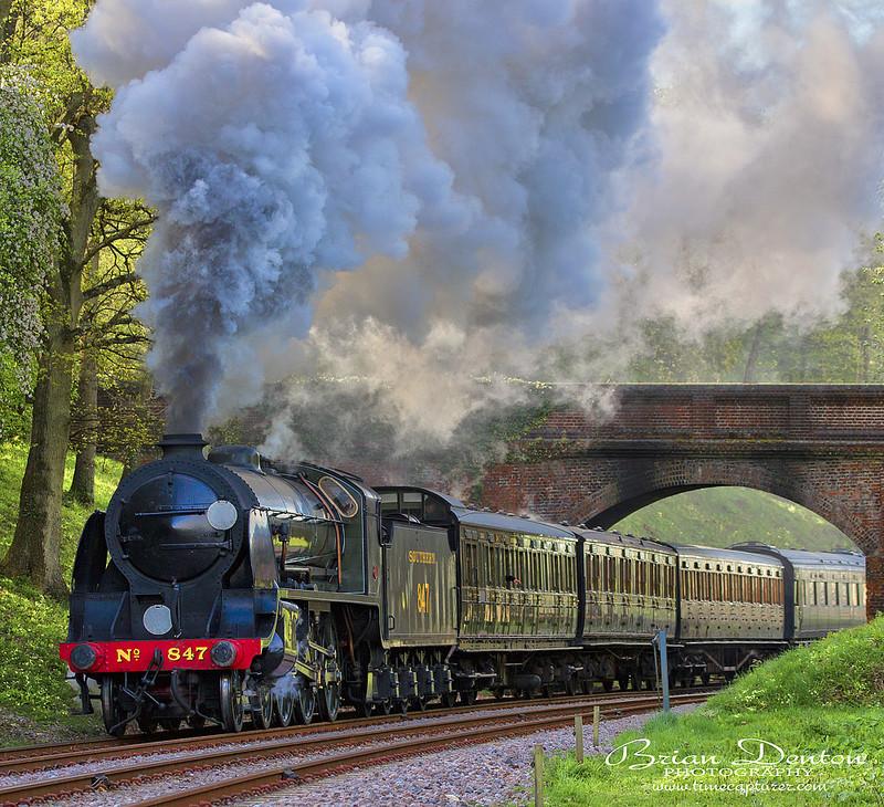 Steam Power - Aircraft & Locomotives