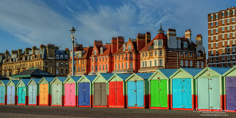 Huts And Houses - Sussex & Brighton