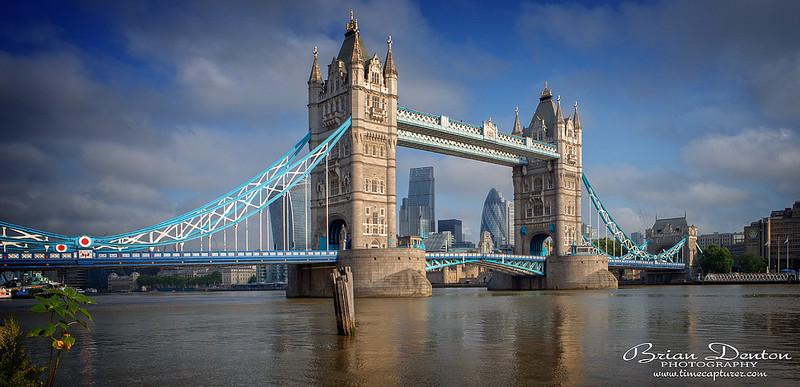 Tower Bridge Morning - London