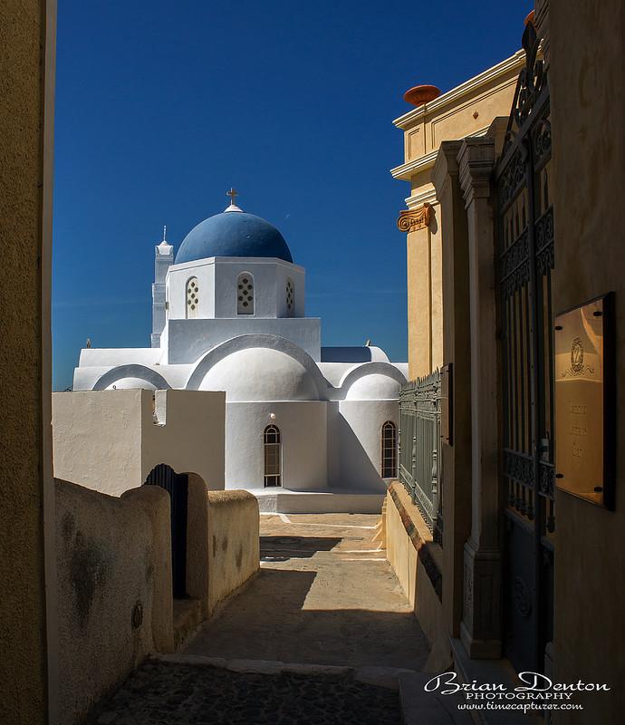 Pyrgos Narrows - Greek Islands
