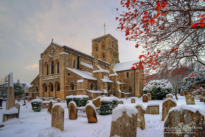 Autumns Last Show - Castles & Churches