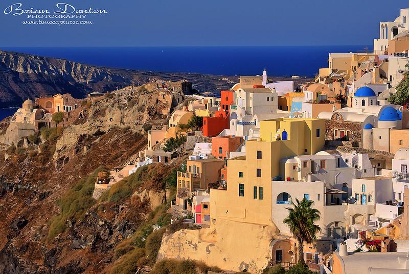 Oia Shades - Greek Islands