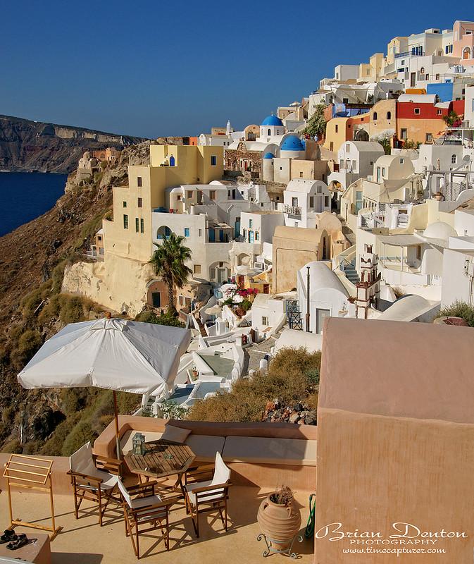 The Terrace - Greek Islands
