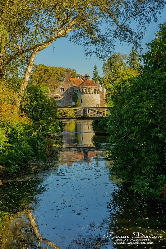 Scotney Bridge - Castles & Churches