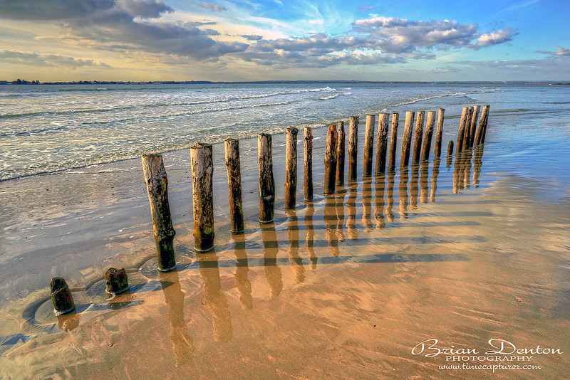 Reflections And Shadows - Coast & Shoreline