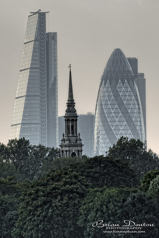 Modern Ghosts - London