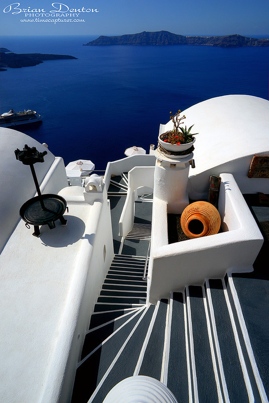 Parallel Lines - Greek Islands