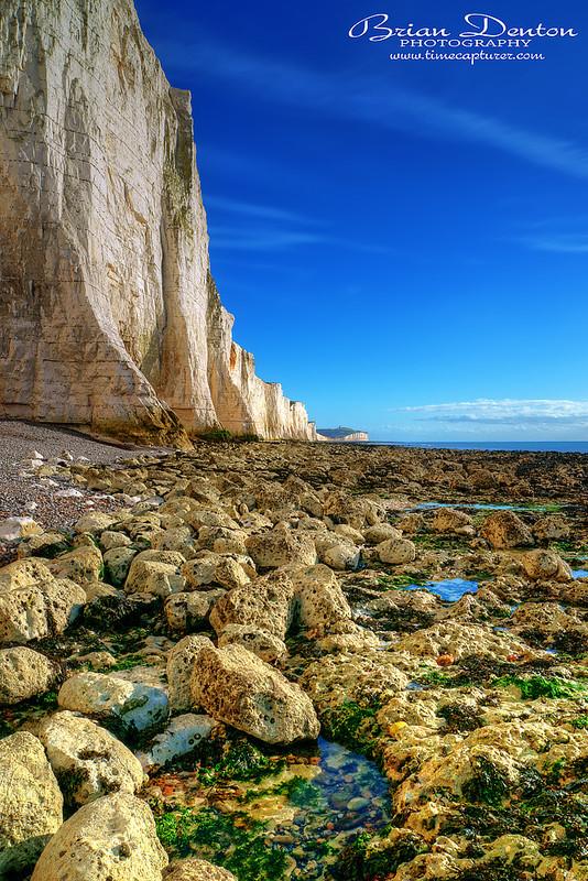 Chalk Floor - Coast & Shoreline