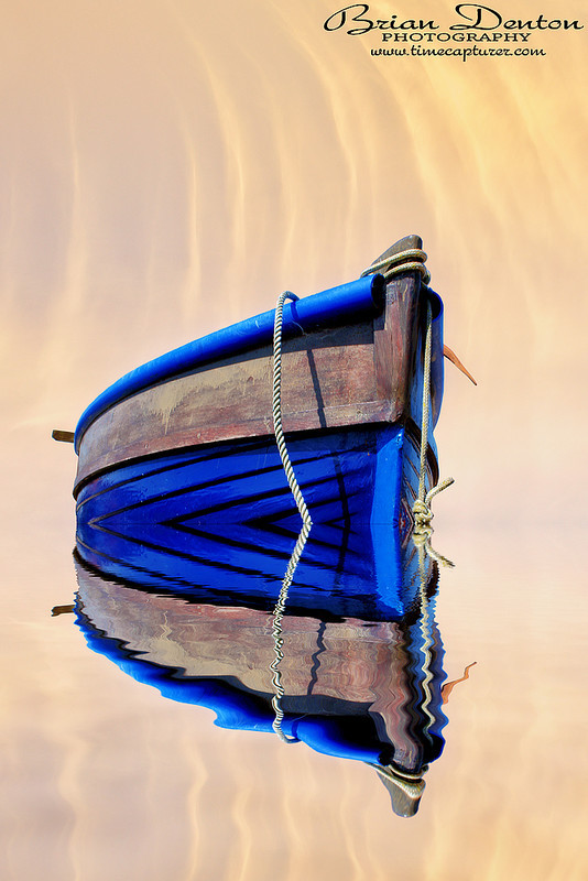 Blue Boat - Creative