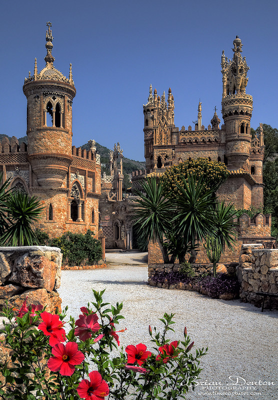 Colomares Spires - Spain