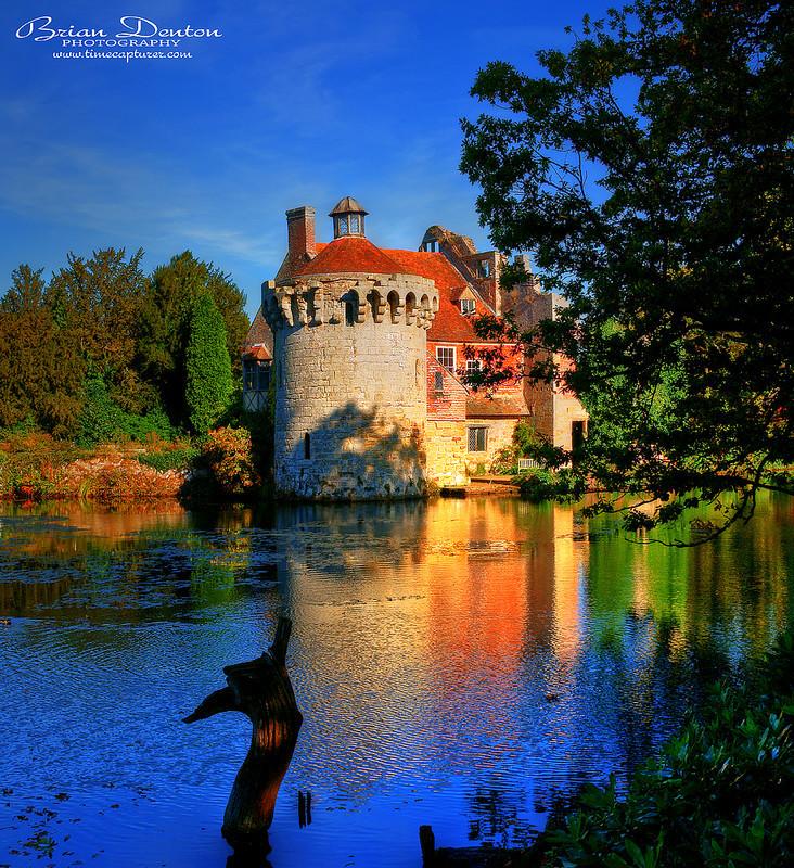 Scotney Colours - Castles & Churches