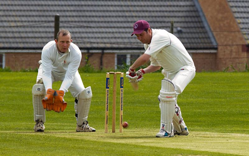 2 Cricket Match