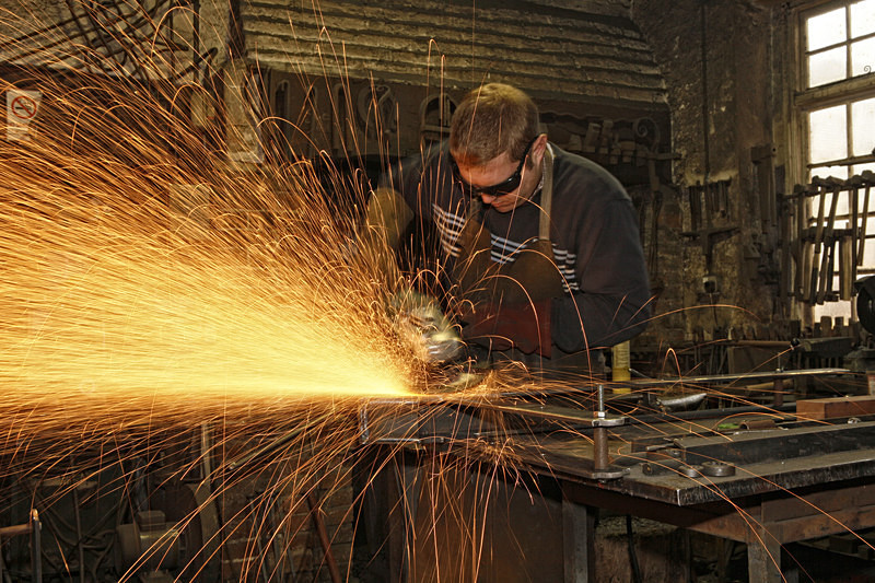 Blacksmith Grinding - Product