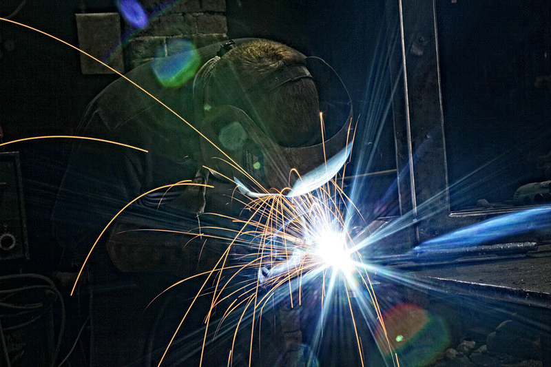 Blacksmith Welding - Product