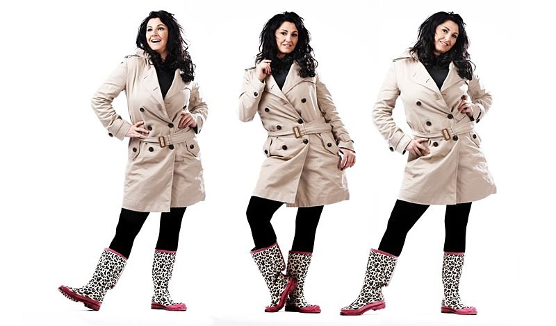 Macintosh and Wellies - simple lifestyle - People's In A Studio