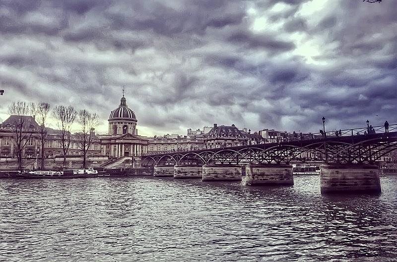 Institut de France, Paris - Paris ma belle