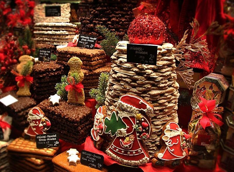 Shop Window, Aachen, Germany - Christmas