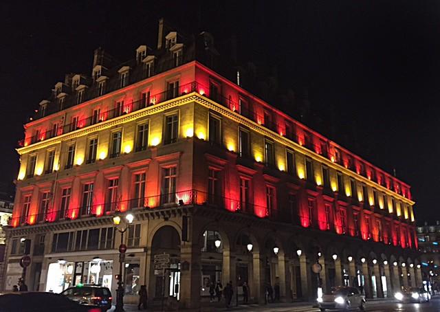 Hotel de Louvre, Paris - Paris ma belle