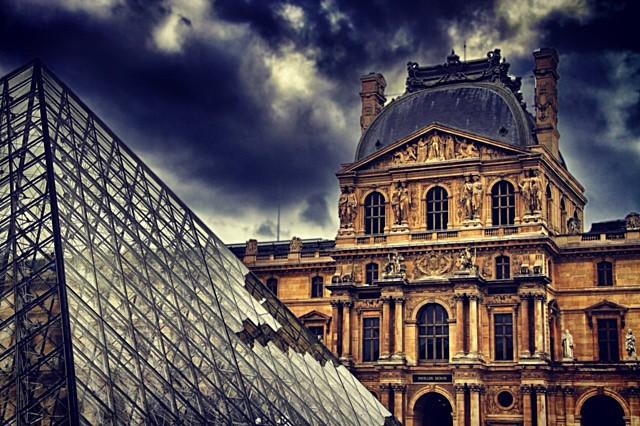Le Louvre, Paris - Paris ma belle