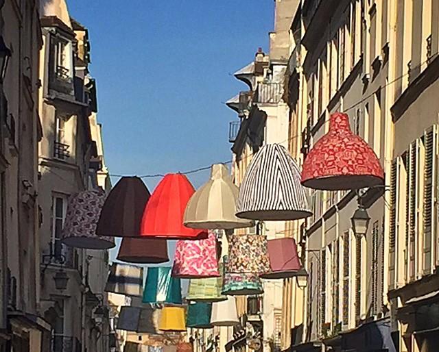 Rue de Seine, La Rive Gauche, Paris - Paris ma belle