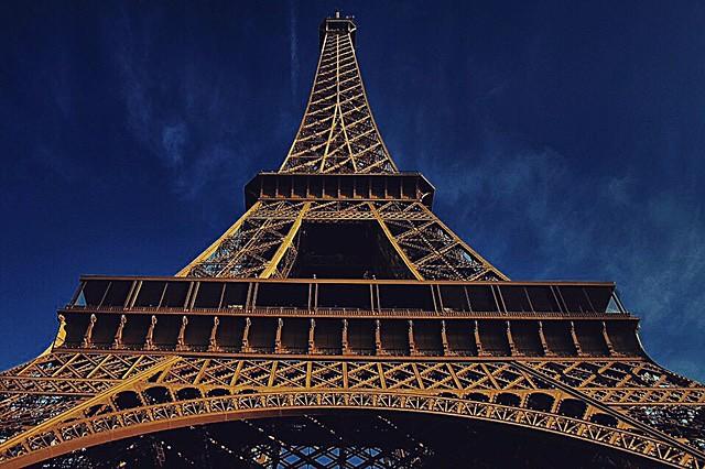 The Eiffel Tower, Paris - Paris ma belle