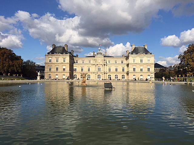 Jardins de Luxembourg, Paris - Paris ma belle