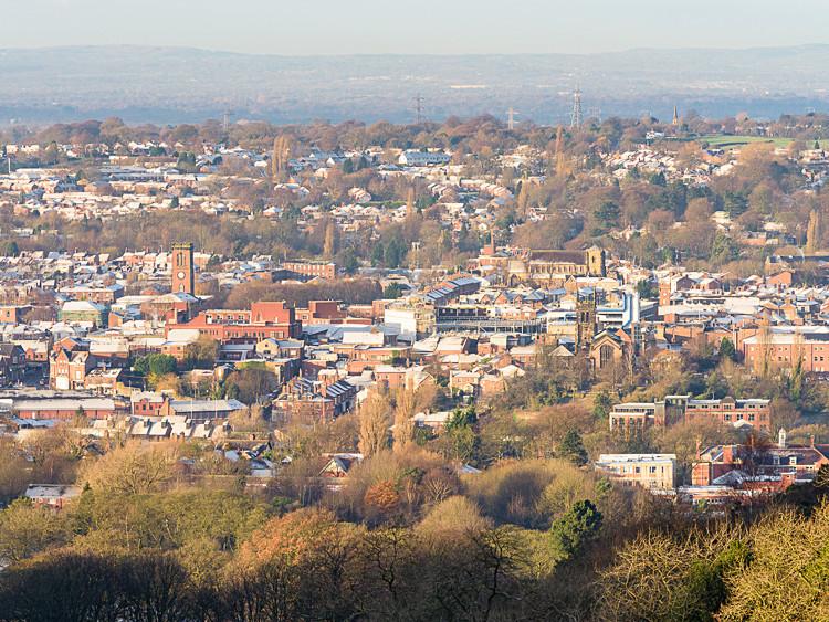 Three Churches, Macclesfield - Macclesfield Churches