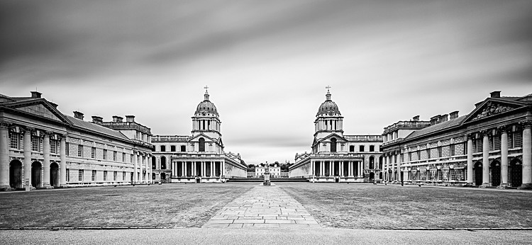 Old Royal Naval College, Greenwich - Other locations