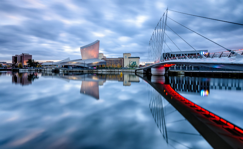 ITV Studios (3) - Salford Quays