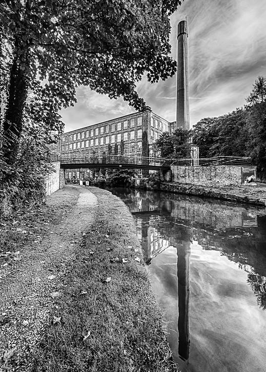 Clarence Mill, Bollington (5) - Macclesfield Mills