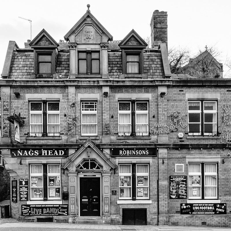 The Nag's Head, Macclesfield - Macclesfield Pubs
