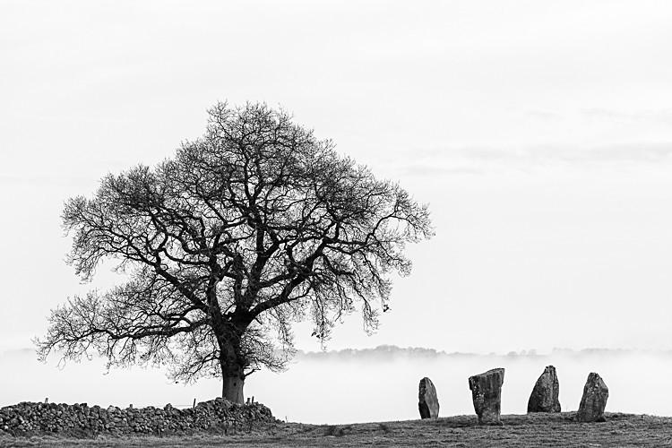 Nine Stones Close, near Alport (5) - Alport and Stanton Moor