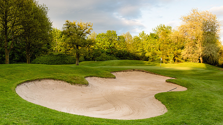 The 12th green (2) - The Tytherington Club