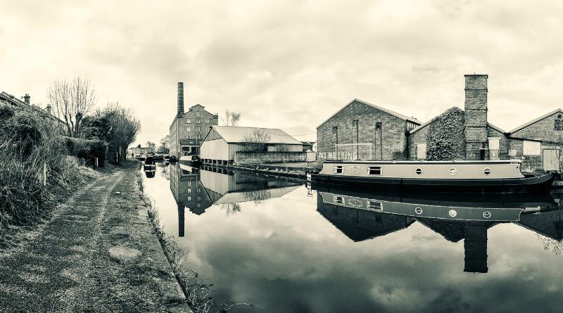 Hovis Mill (3), Macclesfield - Macclesfield Mills