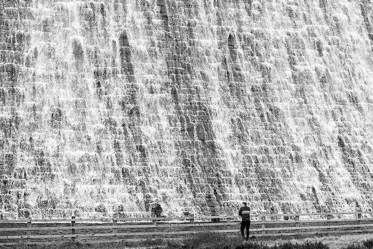 Derwent Reservoir overflow (9) - Derwent Reservoir