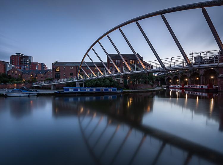 Merchant's Bridge, Castlefield Junction (2) - Manchester