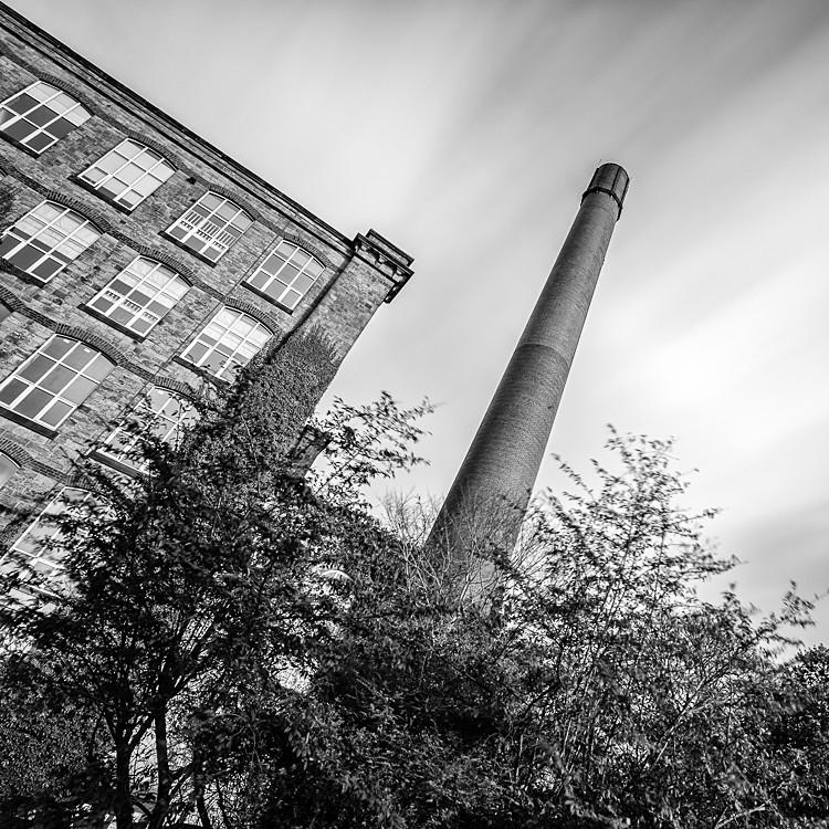 Clarence Mill, Bollington (3) - Macclesfield Mills
