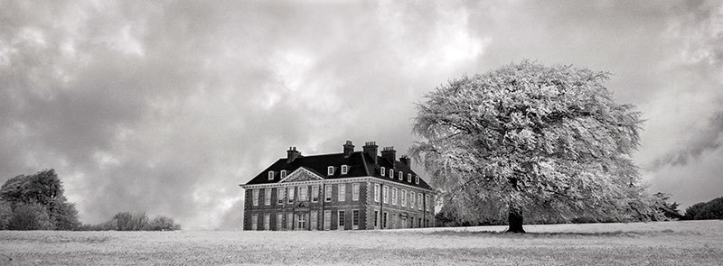 Uppark II - Black & White