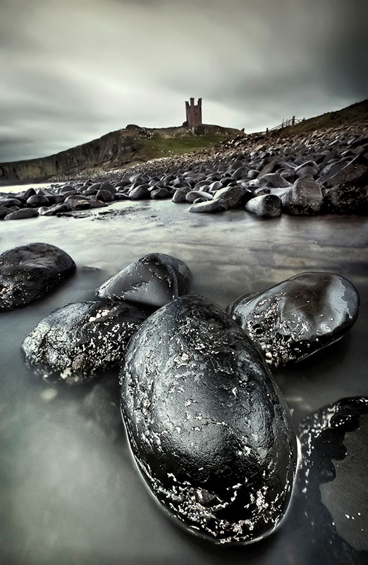 Dunstanburgh Castle - Coast