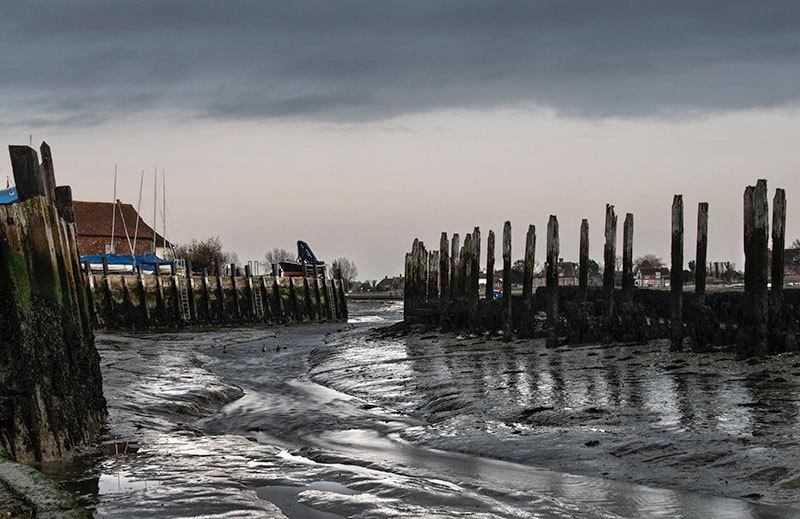 Bosham Harbour - Coast