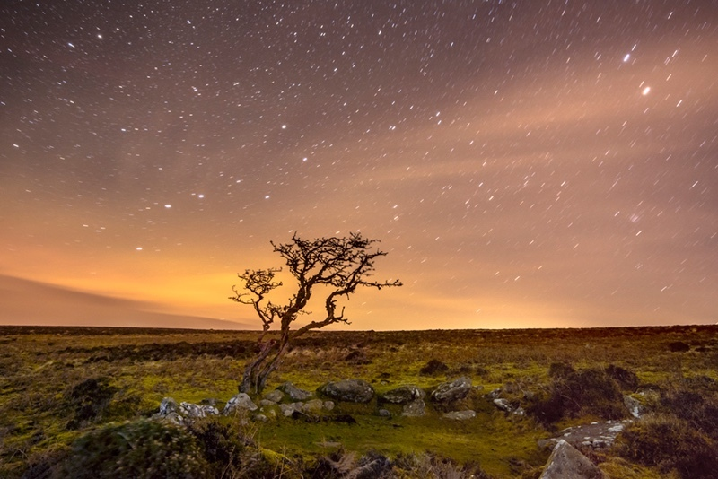 Hookney Tor - The Night