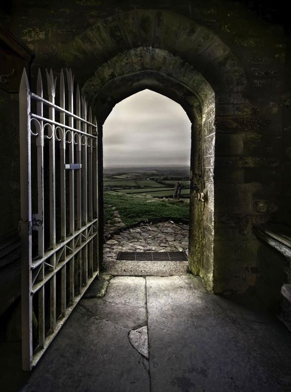 God's Doorway - Country