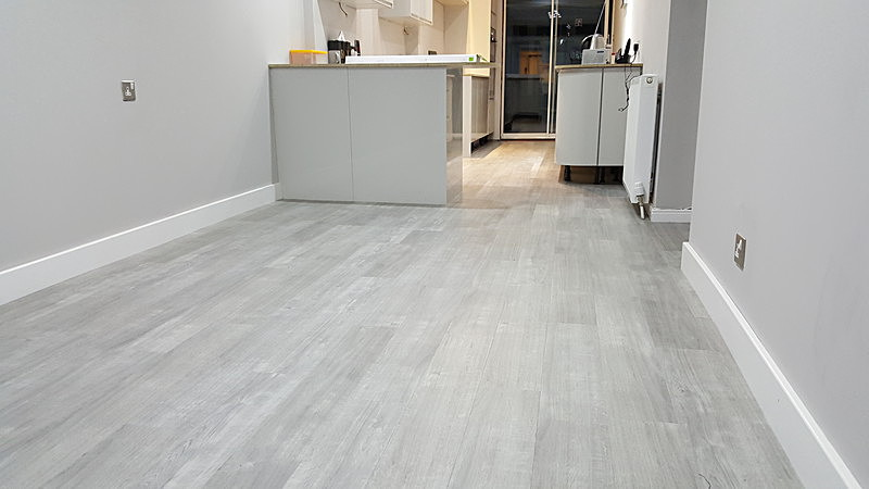Quality Flooring Grey Wood Karndean