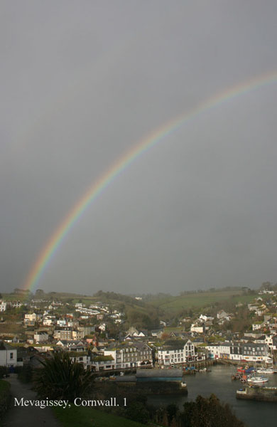 mevagissey1 - Rainbows